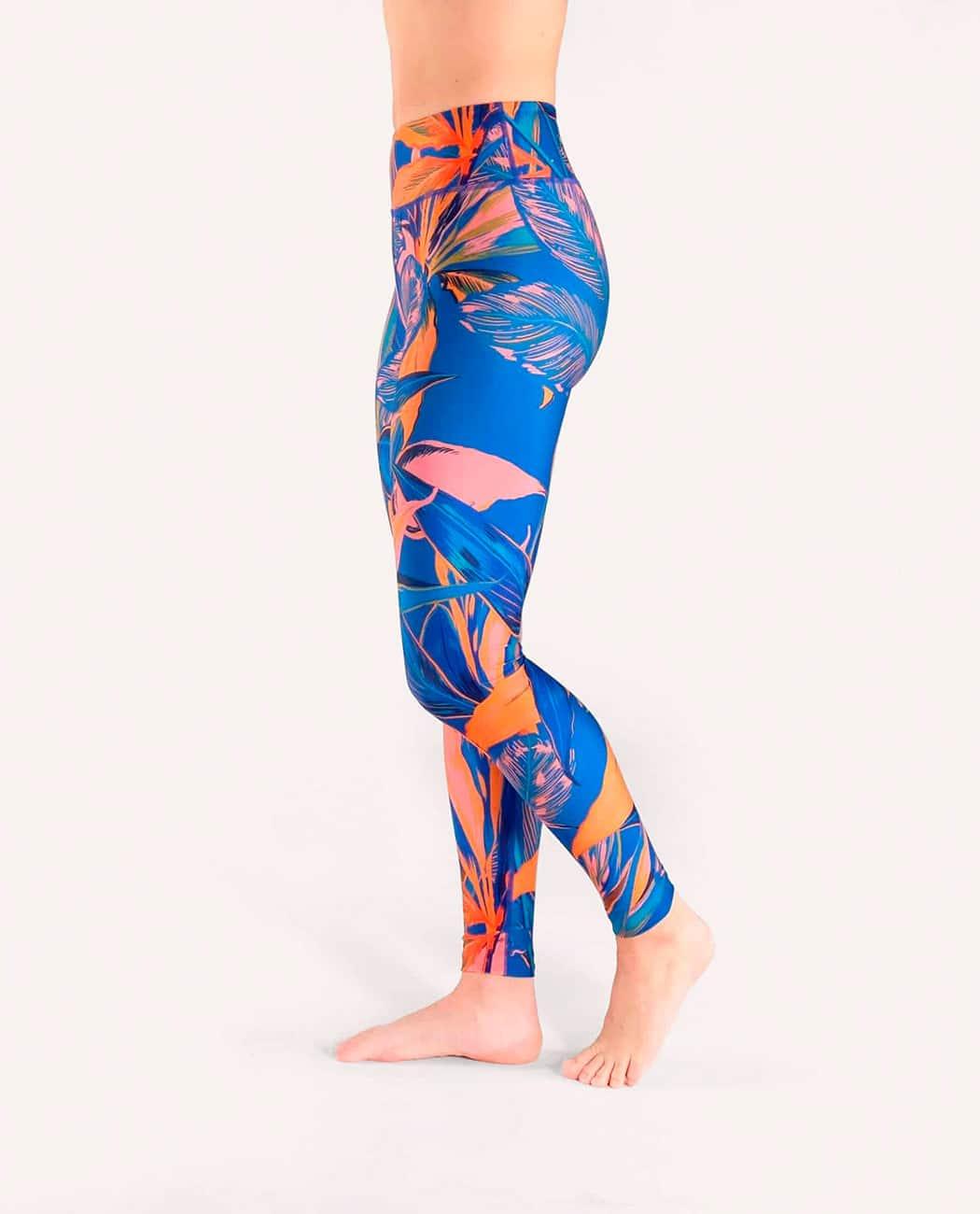 Thai Yoga Leggings Komoshi izquierda