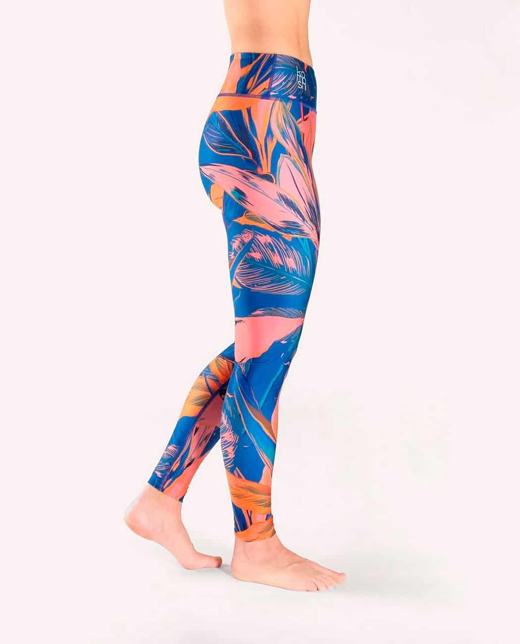 Thai Yoga Leggings Komoshi derecha