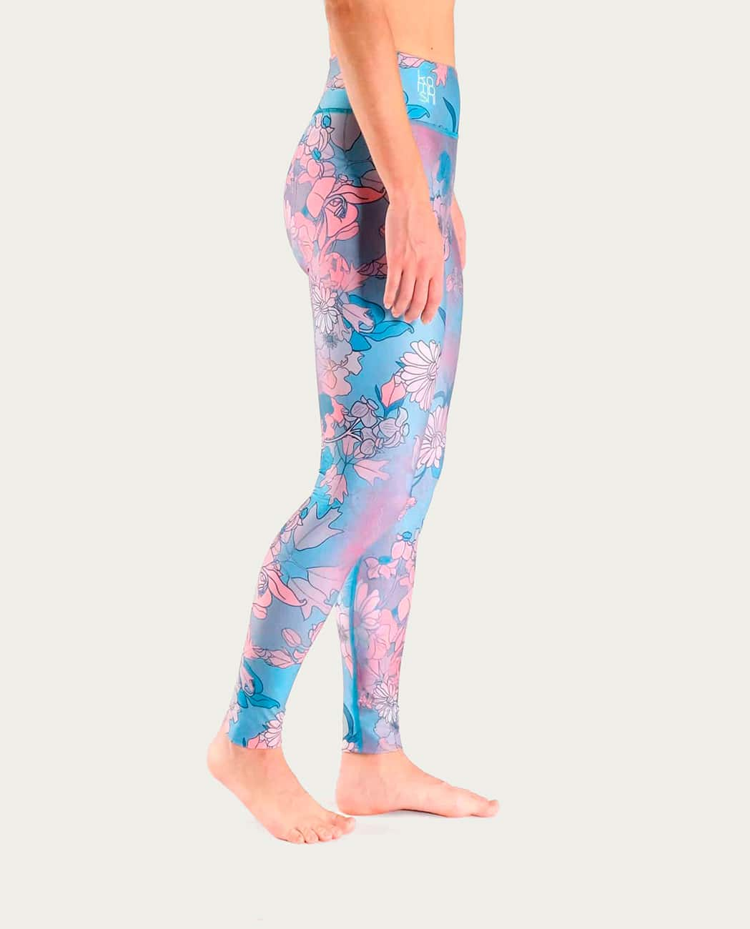 Shanti Yoga Leggings Komoshi Right