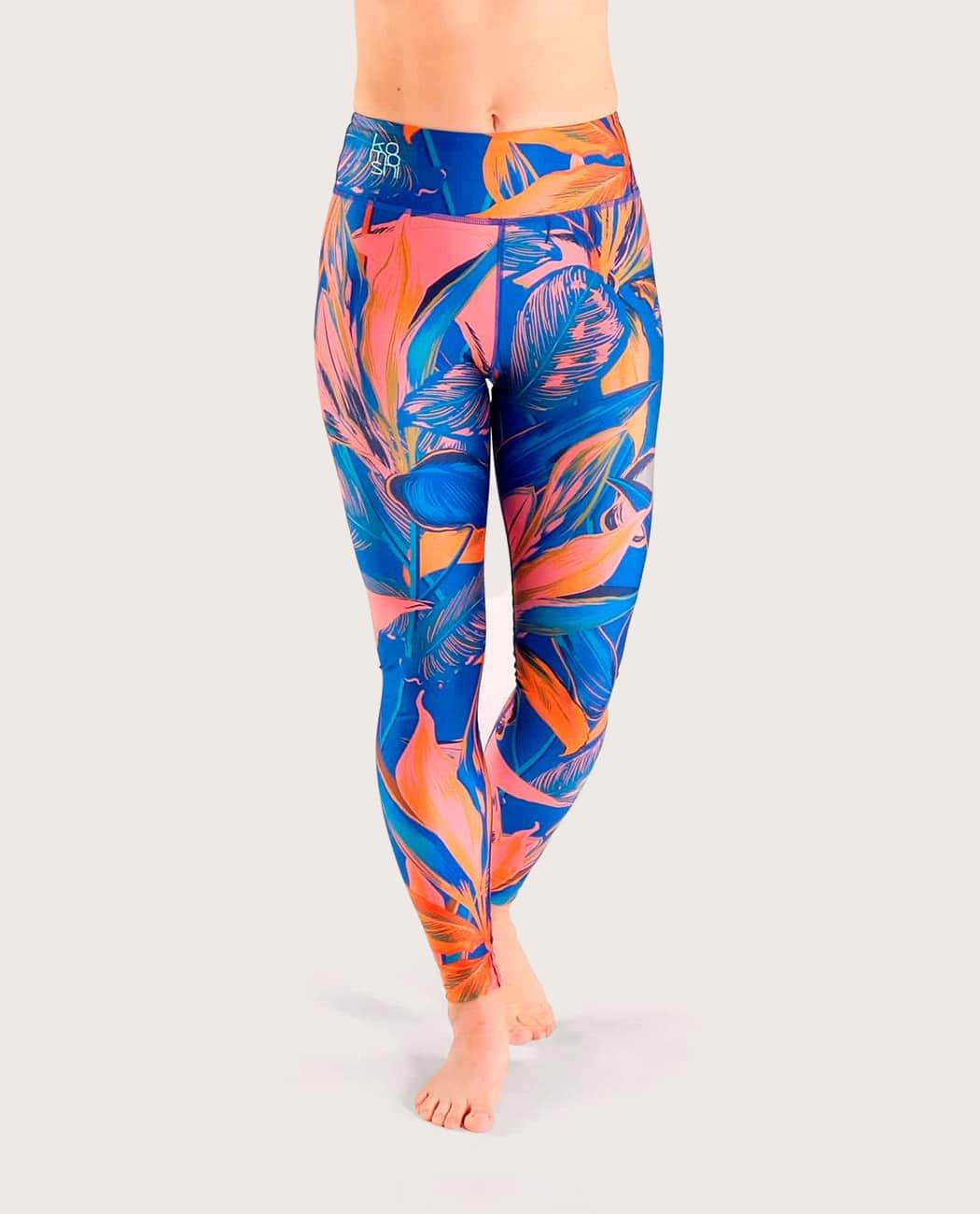 Yoga-Leggings-Komoshi-Thai-front